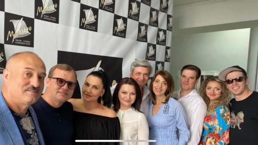 """""""Îngeri, în halate albe"""", un impresionant  imn închinat de artiștii Republicii Moldova medicilor de pretutindeni"""
