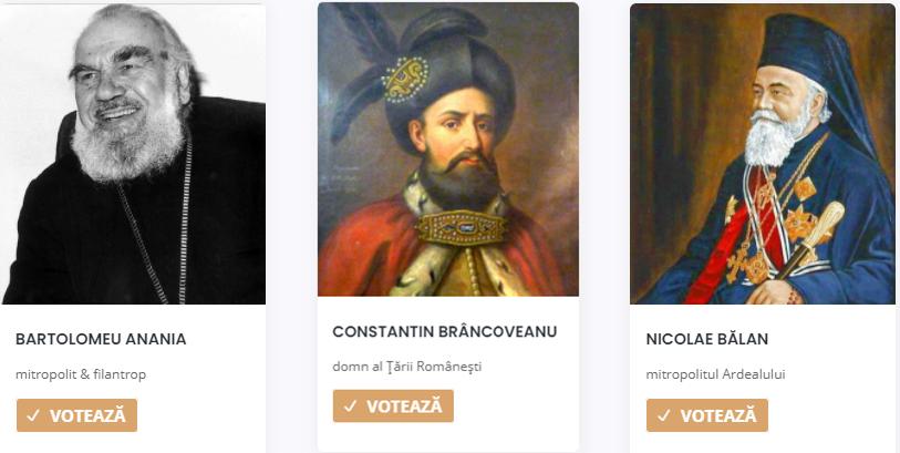 Preoții și credincioșii din Patriarhia Română pot alege cel mai reprezentativ filantrop ortodox din istoria neamului românesc