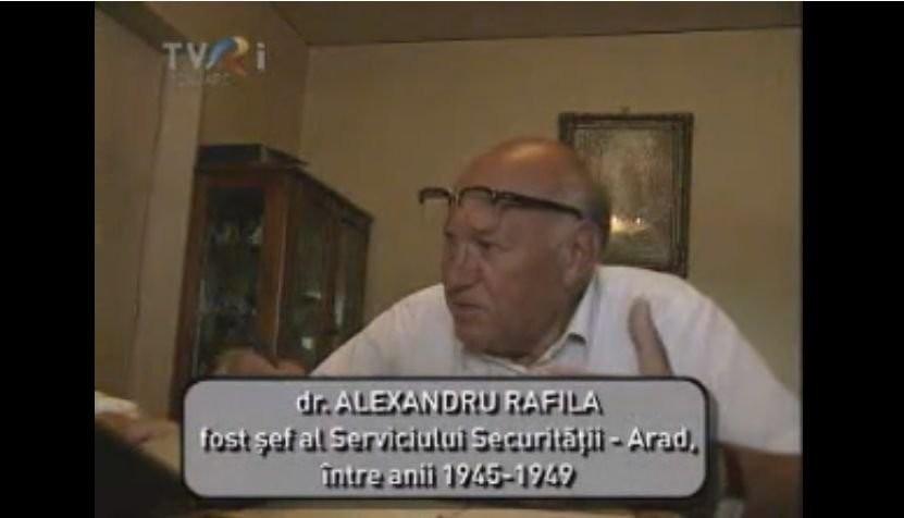 Alexandru Rafila, fostul șef al Securității din Arad, a ajuns să lucreze aici în 1945, imediat după venirea Armatei Roșii