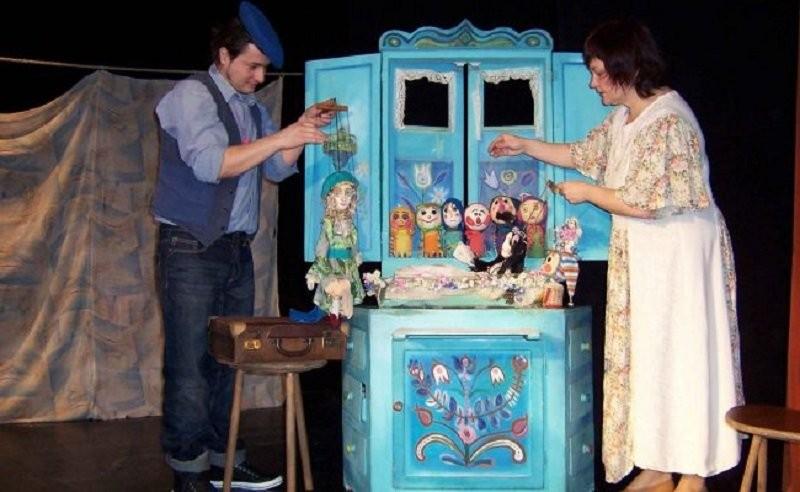 Cinci spectacole, în noiembrie, la Marionete