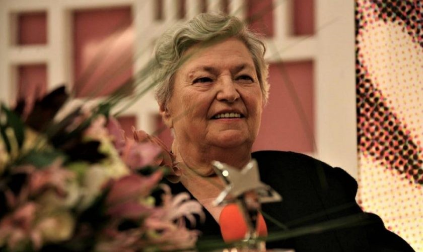 La mulți ani, Draga Olteanu Matei! Actrița împlinește astăzi 87 de ani