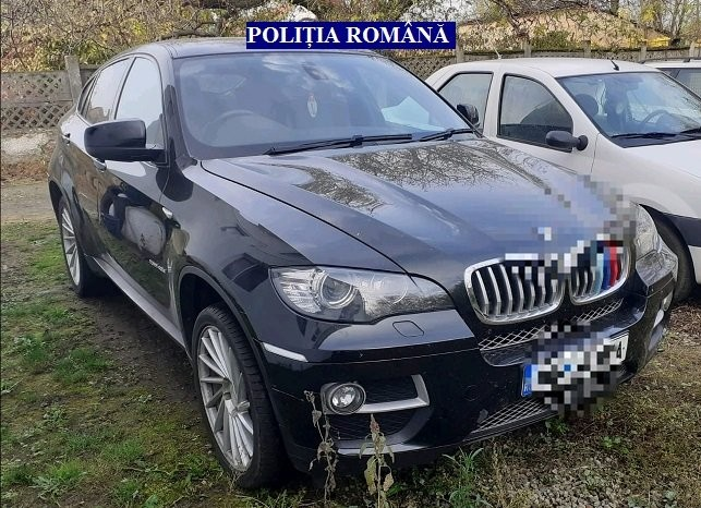 Un SUV dispărut în vară din Marea Britanie a fost găsit... tocmai la Curtici