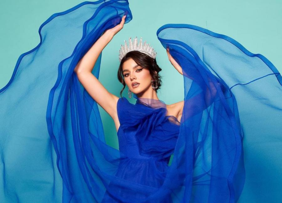 Arădeanca Bianca Tirsin a fost desemnată Miss Universe România 2020