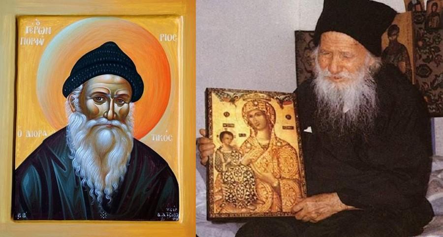 Sfântul Porfirie, chipul bunicuțului devenit biserică vie a lui Dumnezeu