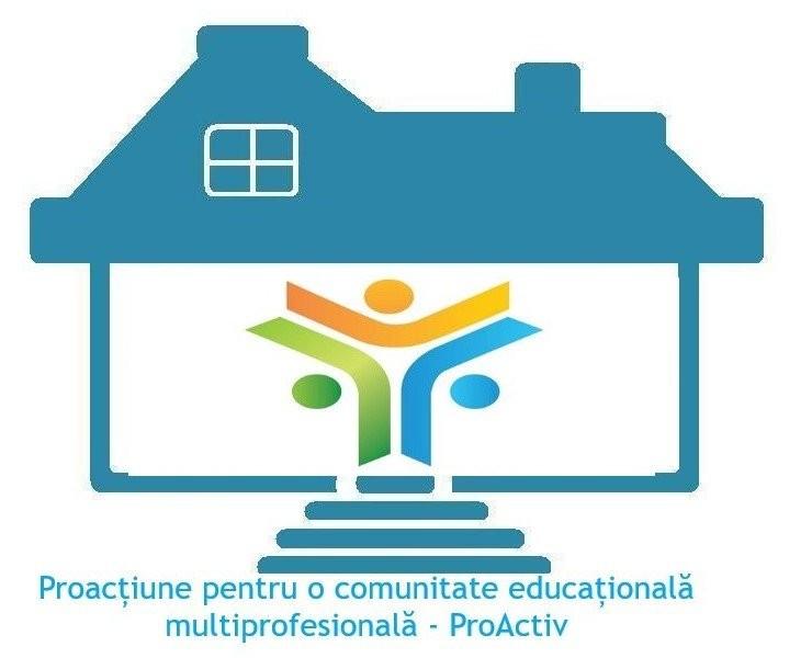 """Conferința finală a proiectului cu finanțare europeană POCU/73/6/6/106247  """"Proacțiune pentru o comunitate educațională multiprofesională – ProActiv"""""""