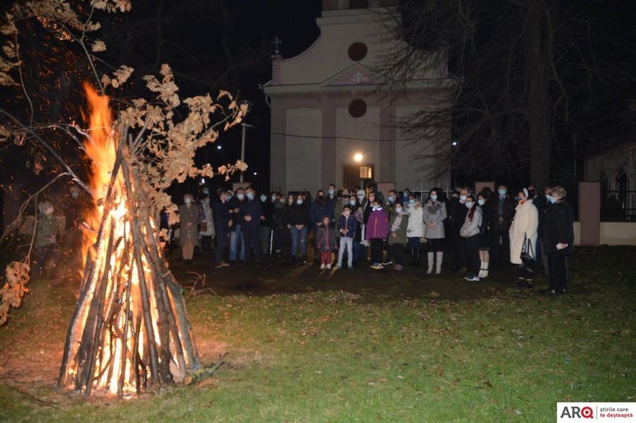 Srećan Božić - Crăciunul pe rit vechi sărbătorit de sârbii din Arad