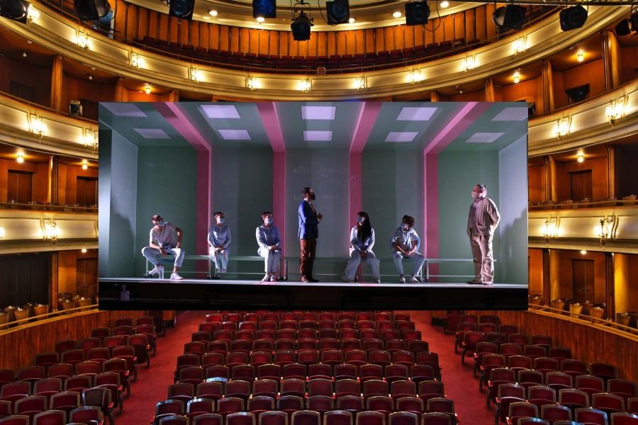 """""""Școala și familia"""" - prima premieră a anului 2021 la Teatrul Clasic """"Ioan Slavici"""" Arad"""