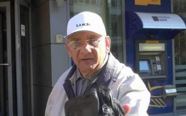 Se-nvârte roata: Patronul CARITAS a fost evacuat din garsonieră în plină iarnă şi a ajuns să doarmă afară