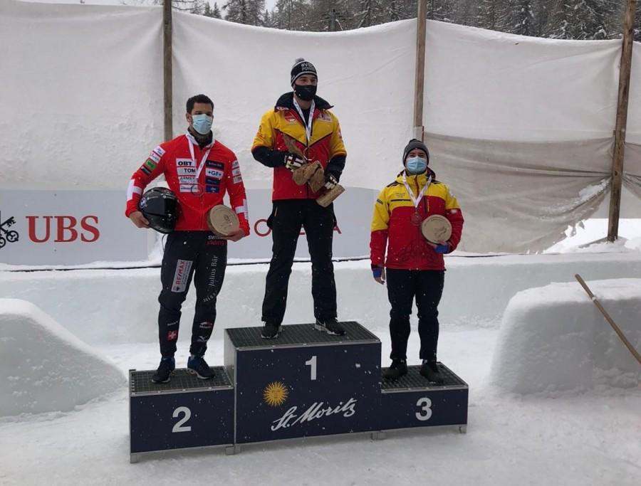 Aur și bronz pentru România la Campionatele Mondiale de Bob pentru Juniori