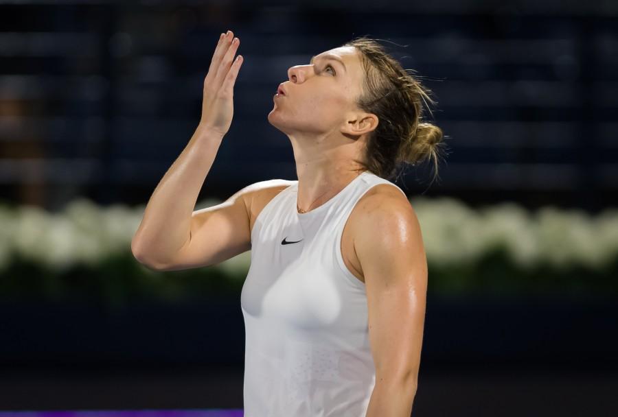 Simona Halep a câştigat la pas în primul tur la Australian Open