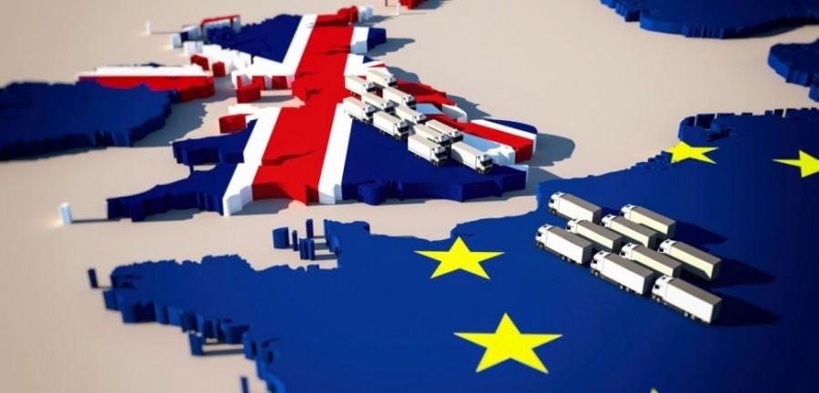 Consecinţele dure ale Brexit. Exporturile britanice către UE s-au prăbuşit în ianuarie