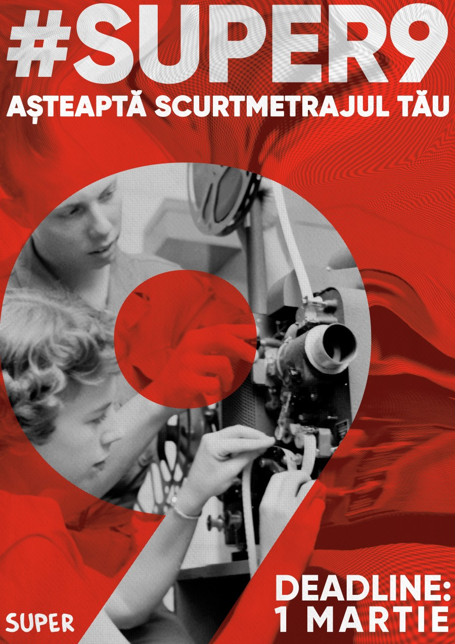 Super, festivalul internațional de filme și artă făcute de adolescenți  ajunge la a 9-a ediție!