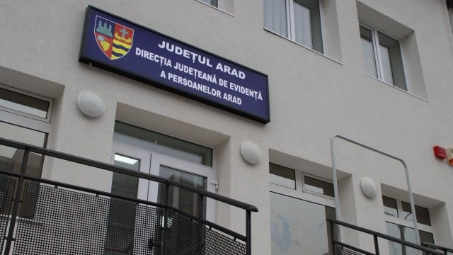 Noul sediul al Direcției Județene de Evidență a Populației a fost finalizat și recepționat