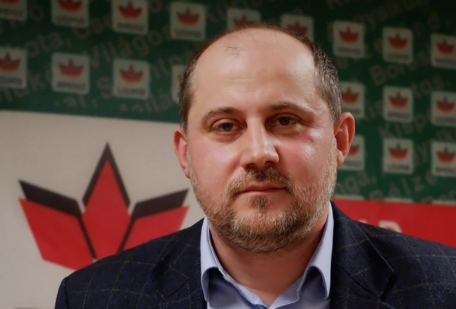 Tóth Csaba a fost numit în funcţia de prefect al Aradului