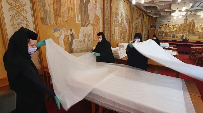 Maicile din Mitropolia Banatului, din nou în sprijinul bolnavilor de coronavirus