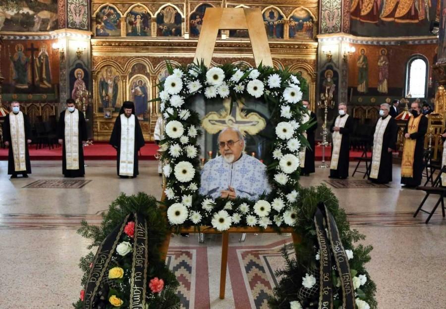 Mesajul Patriarhului Daniel la înveșnicirea Părintelui Profesor Ioan Ică senior