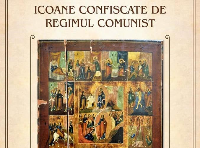 24 de icoane confiscate din schituri şi mănăstiri în timpul regimului comunist, expuse la  Muzeul Vrancei