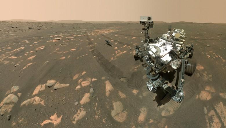 Premieră istorică! Roverul Perseverance a produs oxigen pe Marte