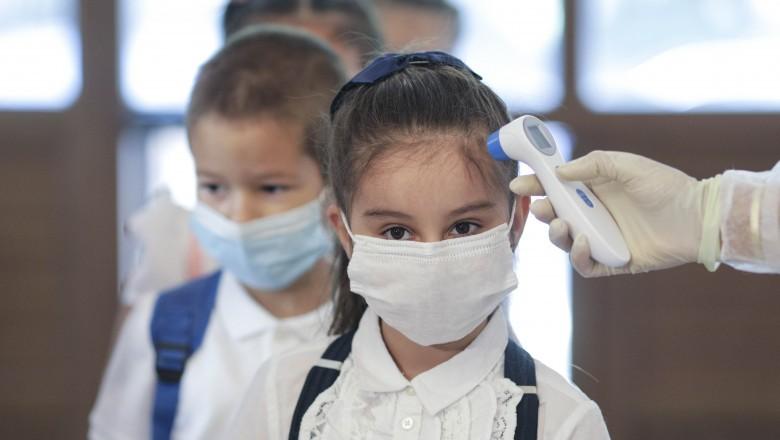 UNICEF Germania: Pandemia de Covid-19 a produs efecte majore asupra copiilor