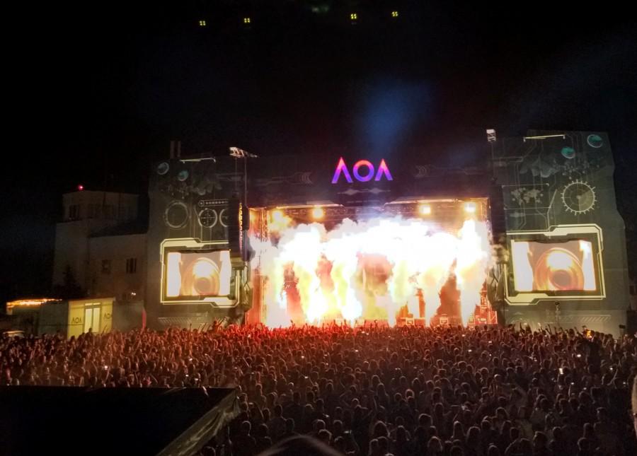 Când va avea loc Arad Open Air Festival