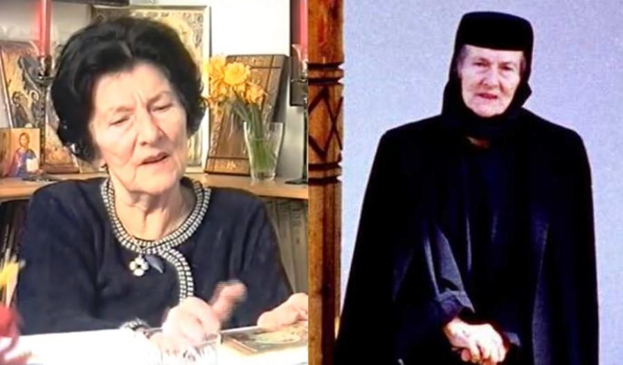 """""""Dacă uităm verticala, suntem terminaţi"""" - 15 ani de la moartea Acad. Zoe Dumitrescu-Bușulenga – Maica Benedicta"""