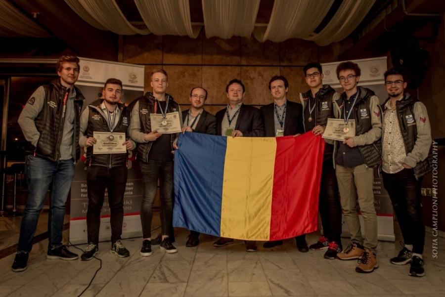 """O medalie de aur, una de argint și patru de bronz pentru România, la Concursul internațional de matematică pentru studenți """"Open Mathematical Olympiad for University Students"""""""