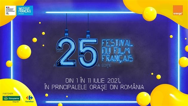 Festivalul Filmului Francez din România sărbătoreşte 25 de ani de la înfiinţare cu o ediţie aniversară de vară