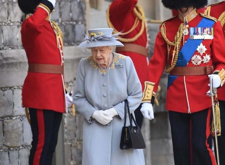 Prima celebrare oficială a zilei de naştere a Reginei Elisabeta în lipsa prinţului Philip