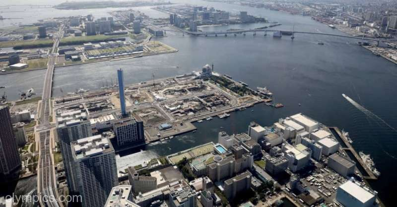 JO 2020: Zona centrală din Tokyo dedicată fanilor va fi închisă din cauza COVID-19