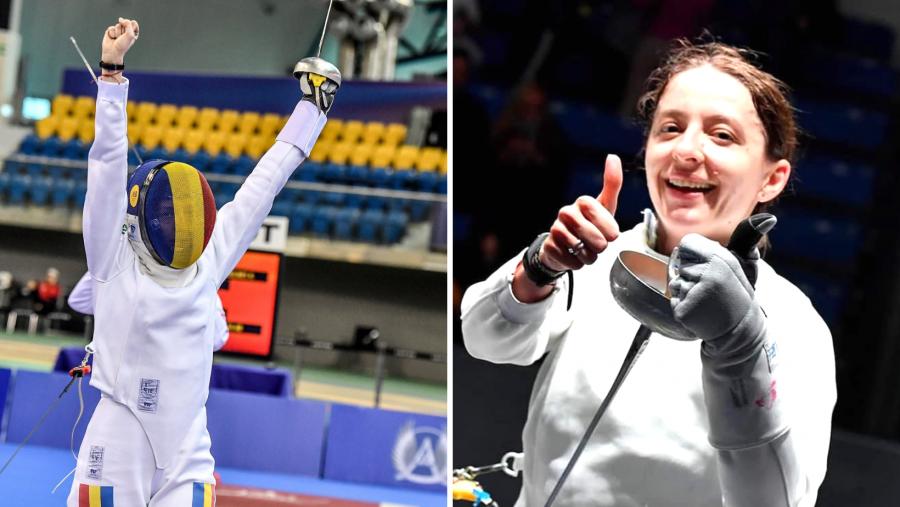 Prima medalie românească la Tokyo! Ana Maria Popescu a câștigat medalia de argint la spadă