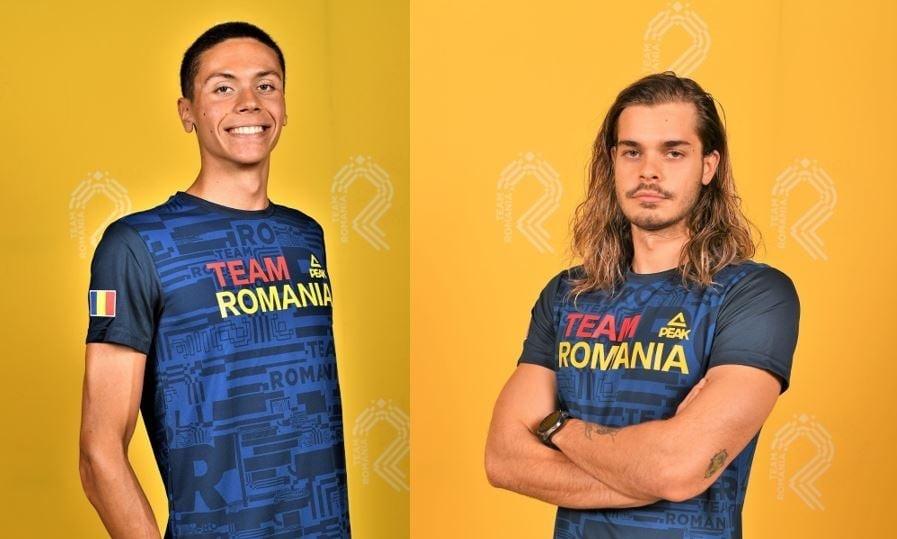 David Popovici şi Robert Glinţă s-au calificat în finalele la 200 m liber respectiv 100 m spate