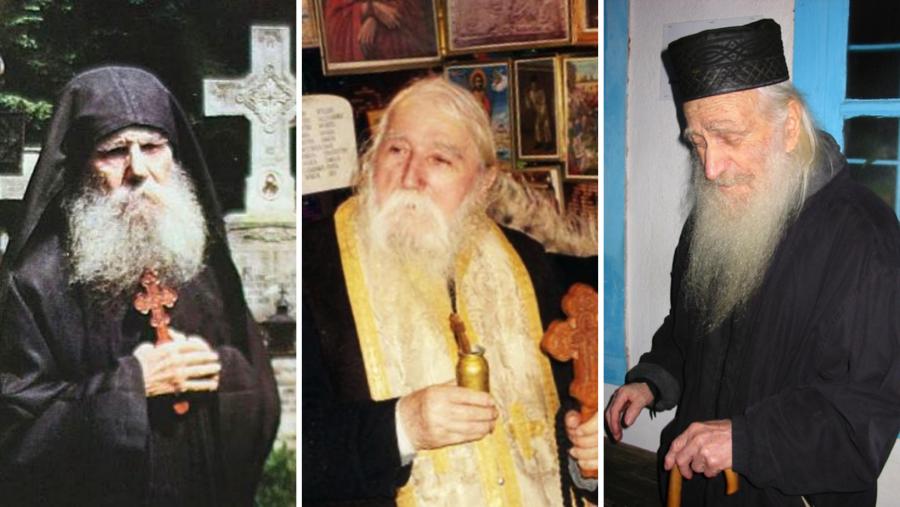 Părinţii Paisie Olaru, Ilie Cleopa şi Dionisie Ignat, propuși spre canonizare