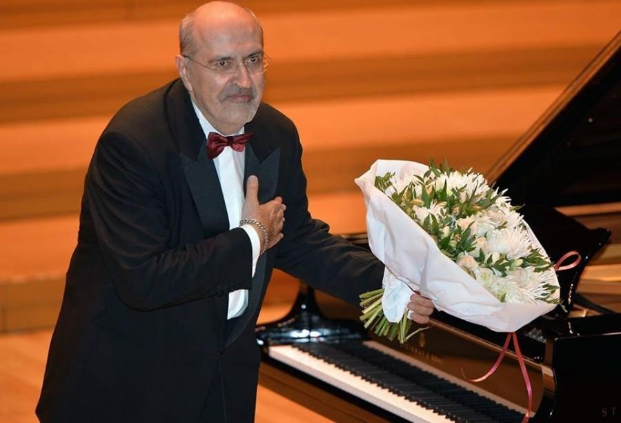 Celebrul pianist Dan Grigore a împlinit 78 de ani