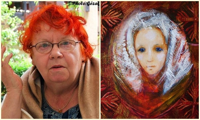 Artista Zoe Eisele Szücs a încetat din viață la 73 de ani