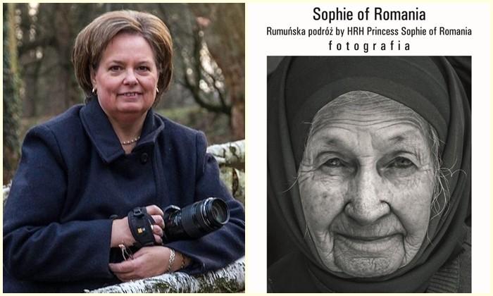 Călătoria românească a Principesei Sofia. Portrete expresive și peisaje pitorești din România, expuse la Galeria de Artă Wałbrzyska BWA și Castelul Książ din Polonia