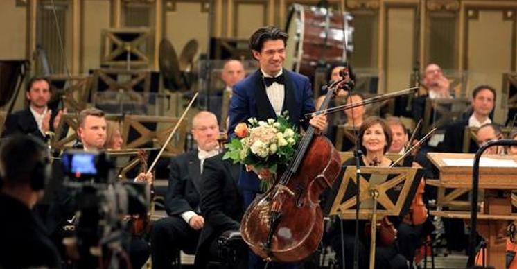 Unele dintre cele mai cunoscute staruri masculine ale muzicii clasice internaționale vin la Festivalul Enescu 2021