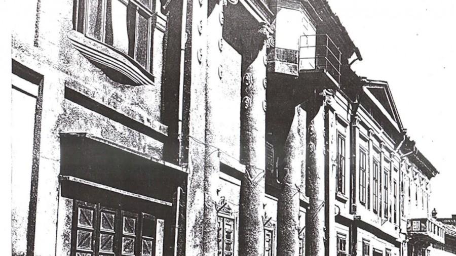 Târg de artă pentru salvarea Teatrului Vechi