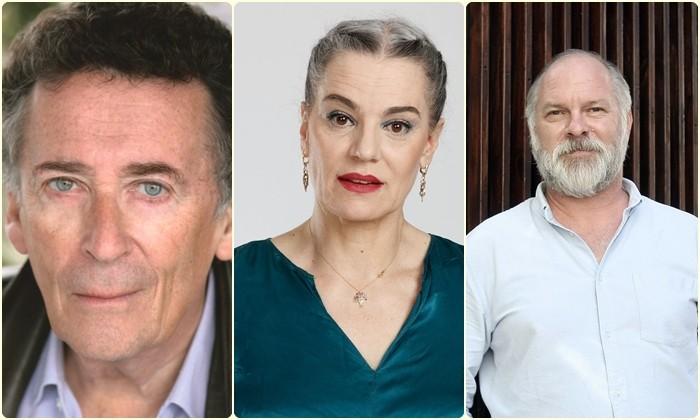 Robert Powell, Maia Morgenstern și Vlad Ivanov, în premieră pe scena Festivalului Internațional George Enescu
