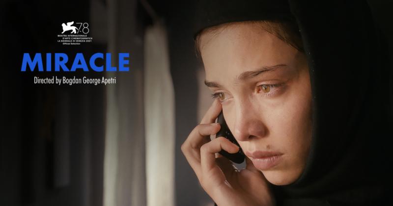 """Lungmetrajul """"Miracol"""", în premieră mondială la Festivalul Internaţional de Film de la Veneţia"""