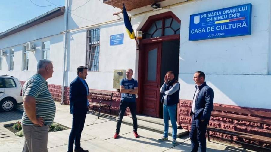 Şcoala Populară de Artă - secţie la Chişineu-Criş
