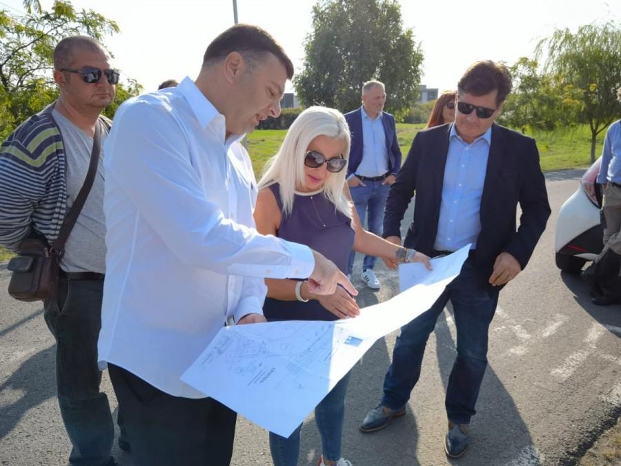 Investiții pentru fluidizarea traficului între Arad și Vladimirescu