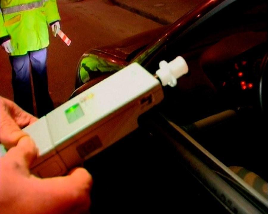 Ucrainian prins conducând cu alcoolemie record pe o stradă din Arad