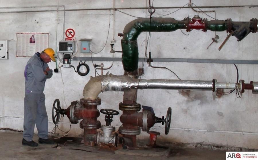 Clienţii CET-H sunt atenţionaţi: încep probele de etanșeitate; de când se reia furnizarea energiei termice