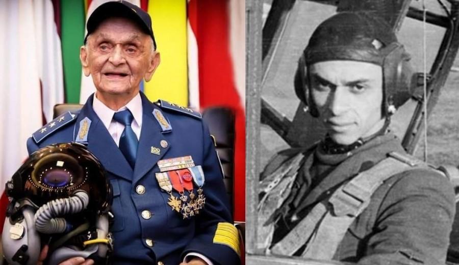 România este, de astăzi, mai săracă. Generalul erou Ion Dobran a încetat din viață la 102 ani
