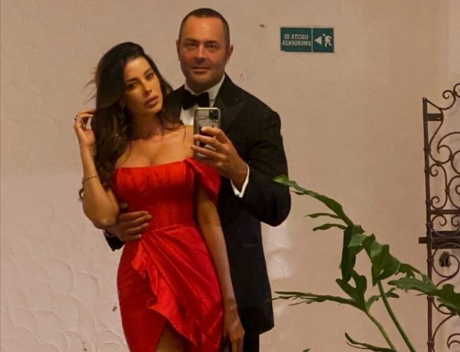 Mirco Maschio şi Aida Yespica, o poveste frumoasă de dragoste(FOTO)
