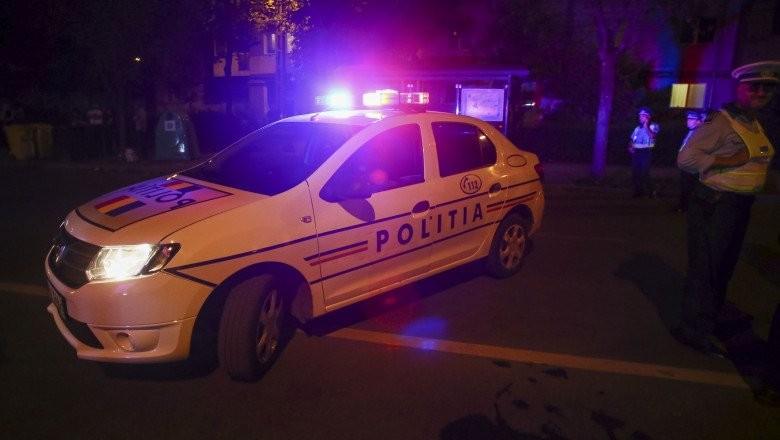 O petrecere s-a încheiat cu intervenția Poliției, după ce gazda a fost bătută și tâlhărită de patru tineri
