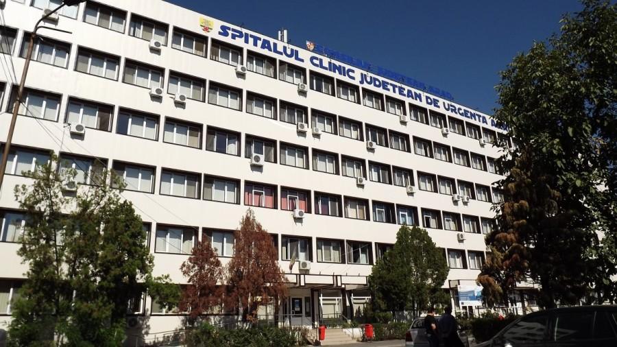 Numărul pacienților internați cu cu virusul SARS CoV-2 la Spitalul Județean Arad a ajuns la 236