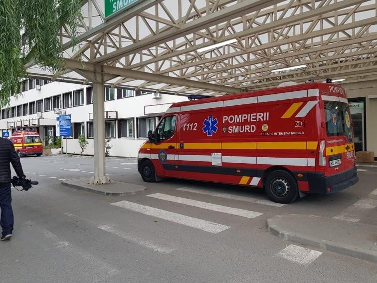 Mai mulți pacienți COVID din Arad vor fi transportați astăzi în Ungaria / UPDATE: S-a renunțat la doi pacienți (VIDEO)