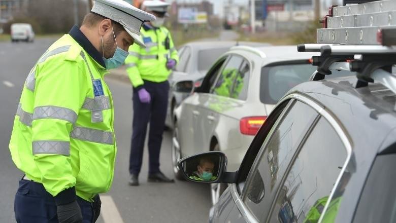 Razie a polițiștilor Biroului Rutier în municipiu