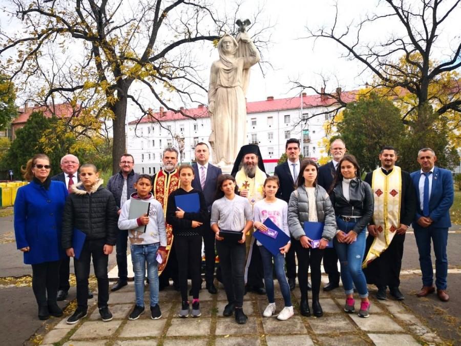 Ziua Armatei Române celebrată la Debrecen şi Hajduboszormeny, în Ungaria